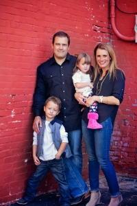 The family - October 2014